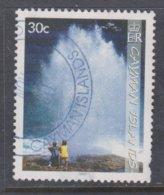 ISLAS CAYMAN, USED STAMP, OBLITERÉ, SELLO USADO. - Cayman (Isole)
