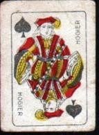 Petite Carte à Jouer: 3,7 X 5,0 Cm, Valet De Pique, Hogier - Autres