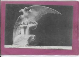 OEUVRE DU STATUAIRE A. TER-MAROUKIAN .- L' Aigle Impérial Russe Protégeant  La Colonne  Du Massi ' Arménie ) - Sculture