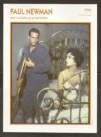PORTRAIT DE STAR 1958 ÉTATS UNIS USA - ACTEUR PAUL NEWMAN LA CHATTE - UNITED STATES USA ACTOR CINEMA FILM PHOTO - Fotos