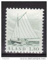 Aland 1986 N°14 Neuf Bateau De Pêche - Aland