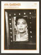 PORTRAIT DE STAR 1958 ÉTATS UNIS USA - ACTRICE AVA GARDNER LA COMTESSE - UNITED STATES USA ACTRESS CINEMA FILM PHOTO - Fotos