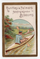 - CHROMO HUNTLEY & PALMERS - FABRICANTS DE BISCUITS - - Altri