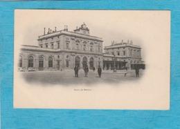 Reims. - La Gare De Reims. - Reims