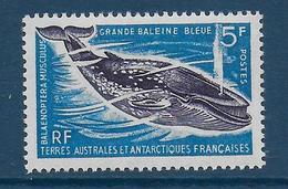 TAAF - YVERT N° 22 ** / MNH - BALEINE - COTE = 31 EUR. - Unused Stamps