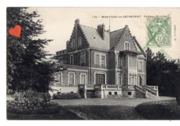 40988-ZE-59-MONTIGNY-en-OSTREVENT-Château Grimbert - Andere Gemeenten