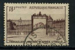 FRANCE    Château De Versailles    N° Y&T  939  (o) - Usados