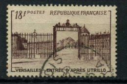 FRANCE    Château De Versailles    N° Y&T  939  (o) - Usati