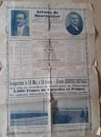 GRANDE COURSE ROYALE ARENES DE MONTPELLIER 1934 - Programmi