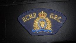 Insigne De La Police Montés Du Canada - Patches