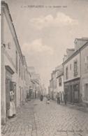 56 PORT-LOUIS     LA GRANDE RUE       PLAN Denot PAS COURANT      ... Avec Magasins - Port Louis