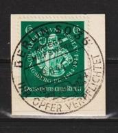 MiNr. 896 Briefstück, Sonderstempel (0017) - Gebraucht