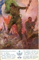(CM).90° Reggimento Fanteria.F.to Piccolo.Viaggiata (231-a16) - Régiments