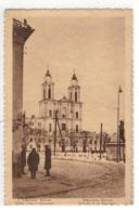 Litouwen  2.Lituanie. Kovno. Eglise Jesu Et Gymnase.  Littauwen.Kovno Jesu Kerk En Gymnase - Lituanie