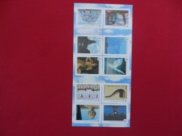 Belgique - Carnet De 10 Timbres Neufs Tarif National 1 - Magritte - 2014 - Libretti 1953-....