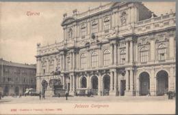 Torino - Palazzo Carignano - HP1951 - Palazzo Carignano