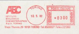 AFS Institut Turin Chemoterapie Viale Thovez - Ist. Biologico Chemioterapico 1982 - Médecine