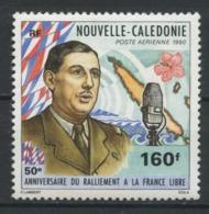 Nlle CALEDONIE 1990 PA N° 267 ** Neuf MNH Superbe C 5,40 € Célébrités Celebritie  De Gaulle - Ongebruikt