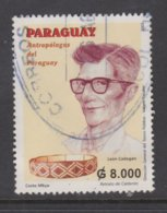 PARAGUAY, USED STAMP, OBLITERÉ, SELLO USADO. - Paraguay