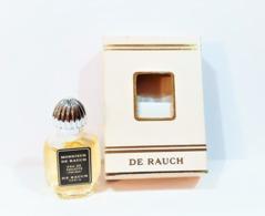 Miniatures De Parfum  MONSIEUR DE RAUCH De DE RAUCH    EDT  1/7 FL OZ + Boite - Miniaturen Flesjes Dame (met Doos)