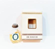 Miniatures De Parfum  EAU FRAICHE De DE RAUCH    EDT  1/7 FL OZ + Boite - Miniaturen Flesjes Dame (met Doos)