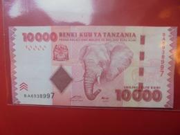 TANZANIE 10.000 SHILLINGI 2010-15 CIRCULER (B.9) - Tanzania