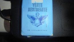 Paquet De Cigarettes Militaire - Equipement