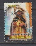 NICARAGUA, USED STAMP, OBLITERÉ, SELLO USADO - Nicaragua
