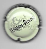 CHAMPAGNE«MATHIEU PRINCET 9 (21) - Champagne