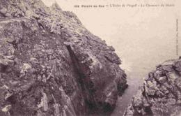 29 PLOGOFF L'Enfer, La Cheminée Du Diable - Plogoff