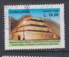 HONDURAS, USED STAMP, OBLITERÉ, SELLO USADO - Honduras