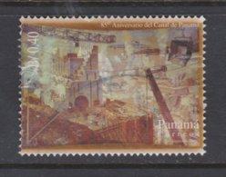 PANAMÁ, USED STAMP, OBLITERÉ, SELLO USADO - Panama