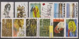 #34 FRANCE Francia Frankreich França - Lot De Timbres Oblitérés Used Stamps - France