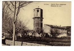 Le Luc Vieille Tour Exagonale Hospice Du Luc - Le Luc