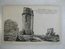 MONTLHERY - La Tour - Montlhery