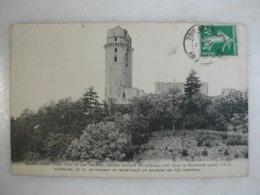 MONTLHERY - La Tour Et Ses Jardins - Montlhery
