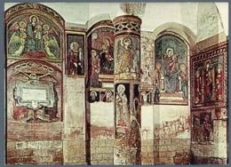 °°° Cartolina - Orvieto Chiese San Giovenale Parete Con Affreschi Nuova °°° - Terni