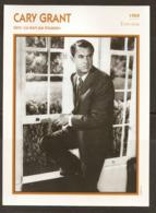 PORTRAIT DE STAR 1959 ÉTATS UNIS USA - ACTEUR CARY GRANT MORT Aux TROUSSES - UNITED STATES USA ACTOR CINEMA FILM PHOTO - Fotos