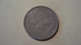MONNAIE NOUVELLE CALEDONIE / 2 FRANCS 2002 - Nieuw-Caledonië
