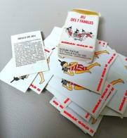 Mini Jeu De Cartes Des Sept 7 Familles KODAK. Dinosaure, Animaux Préhistoriques(FRAIS DE PORT INCLUS) - Autres