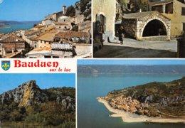 4PIE-Z AR-19-1837 : VUES MULTIPLES DE BAUDUEN - France