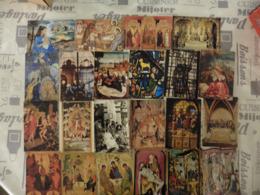 LOT  DE  366   CARTES  POSTALES    INTRIEURS   D  EGLISES - Cartes Postales