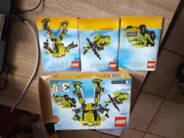Creator LEGO Le Super Robot 31007  Boite Ouverte Mais Complète En Très Bon état Avec Les Notices En Letat Sur Les Photos - Lego