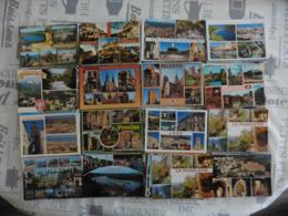 LOT  DE   700   CARTES  POSTALES  MULTIVUES  NEUVES   DE  LA   FRANCE - Cartes Postales