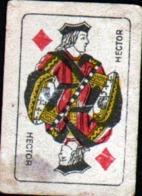 Petite Carte à Jouer: 3,7 X 5,0 Cm, Valet De Carreau - Playing Cards