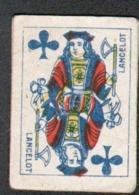 Petite Carte à Jouer: 3,7 X 5,0 Cm, Valet De Trefle - Autres