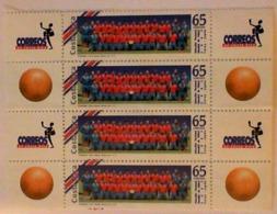 2002 COSTA RICA WC FUTBOL Unused - Costa Rica