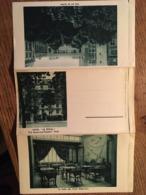 """Dépliant, Carte Postale, Vieux Papier, Publicité, HOTEL """"le Royal"""", Bld Raspail, Paris, éd CAP - Distrito: 14"""