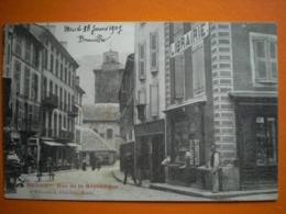 Mende Rue De La République - Mende