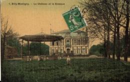 Billy-Montigny - Le Château Et Le Kiosque - Autres Communes